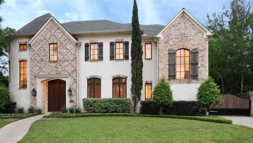Owen Daniels' Houston home