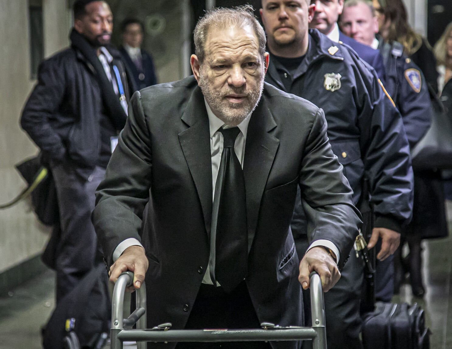 Harvey Weinstein Appeals New York Sexual Assault Conviction Los Angeles Times