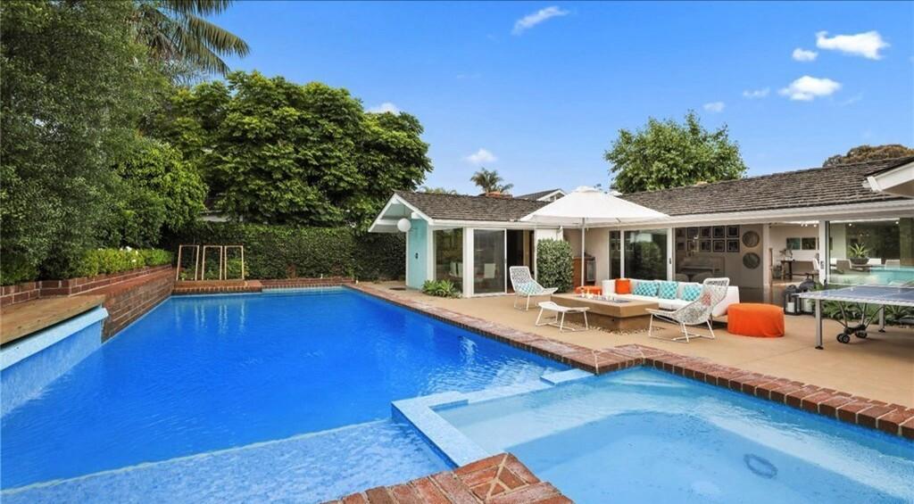 Nori Aoki's Newport Beach home
