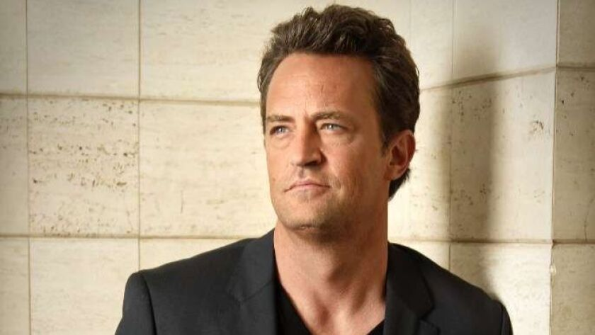 Matthew Perry | Hot Property