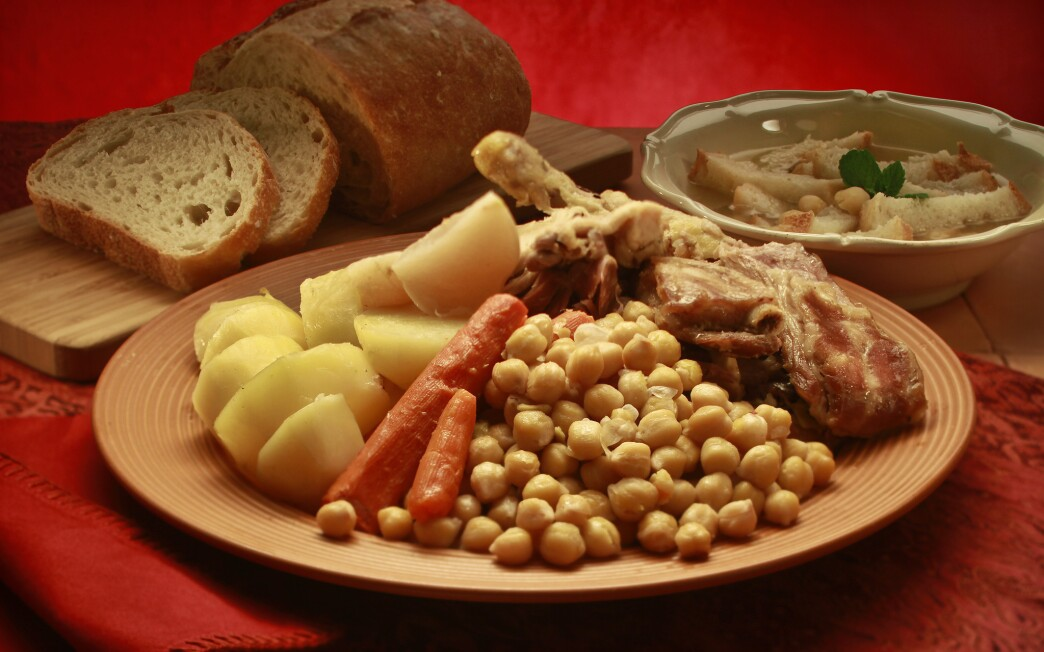 Meal-in-a-pot (Puchero)