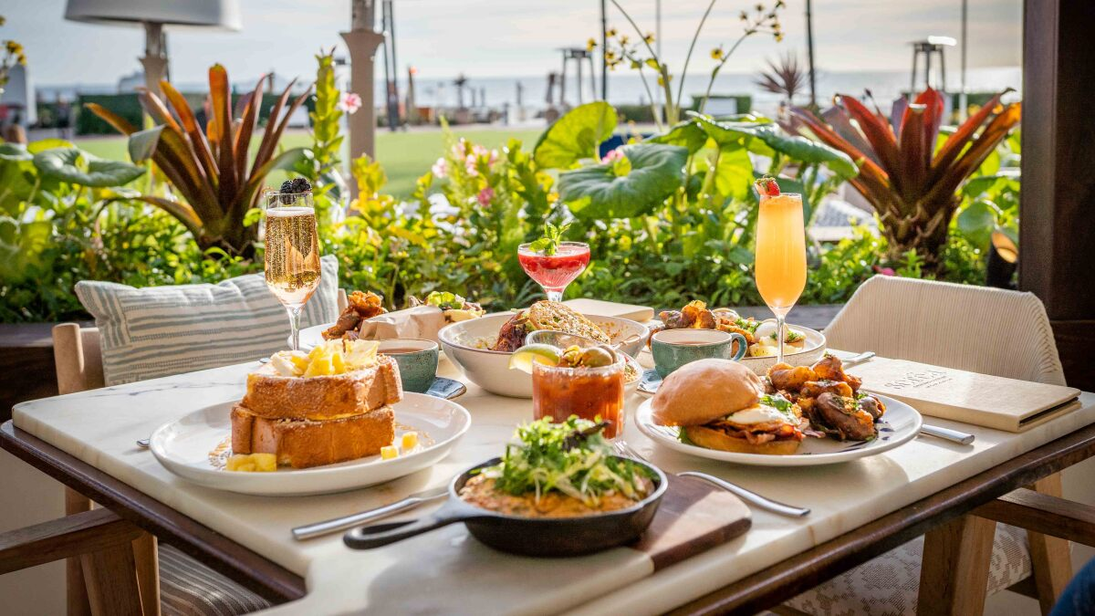 Easter 2021: Hop to these 22 San Diego County restaurants for brunch or dinner - The San Diego Union-Tribune