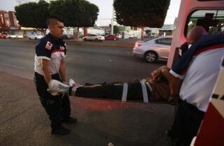 More than 1,700 homicides in Tijuana in 2017