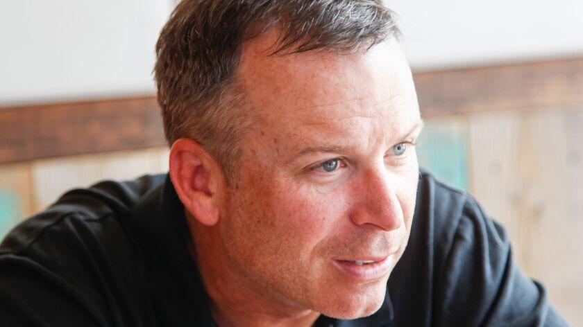 SAN DIEGO, CA Aug. 14th, 2018 | William Bradley, nationally celebrated chef of Addison Restaurant, s