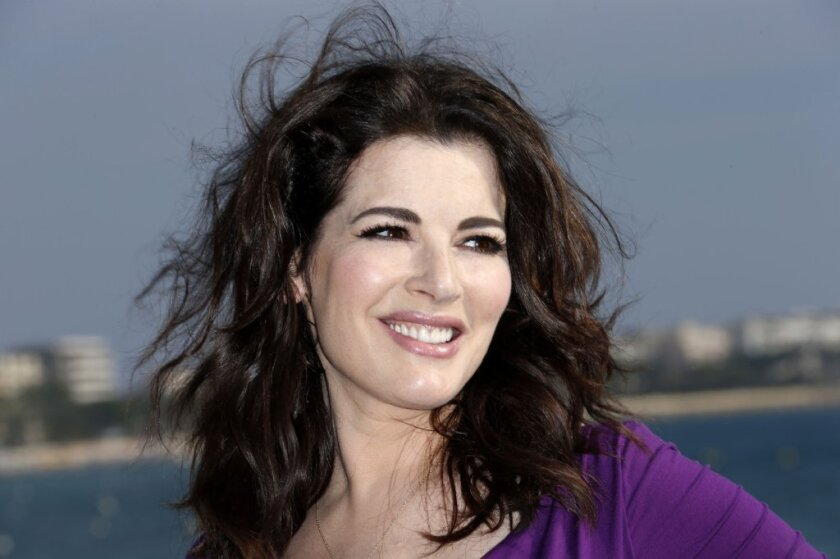 """Nigella Lawson, judge on ABC's """"The Taste,"""" is being accused of drug abuse by her ex-husband."""