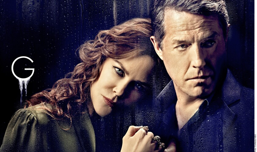 Nicole Kidman y Hugh Grant protagonizan esta producción de HBO.