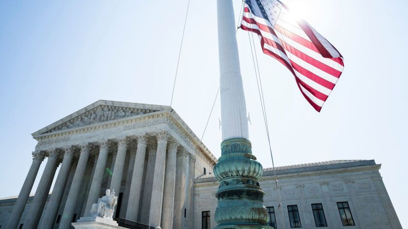 Us Supreme Court To Weigh Level Of >> Court Packing Isn T The Way To Depoliticize The Supreme Court Los