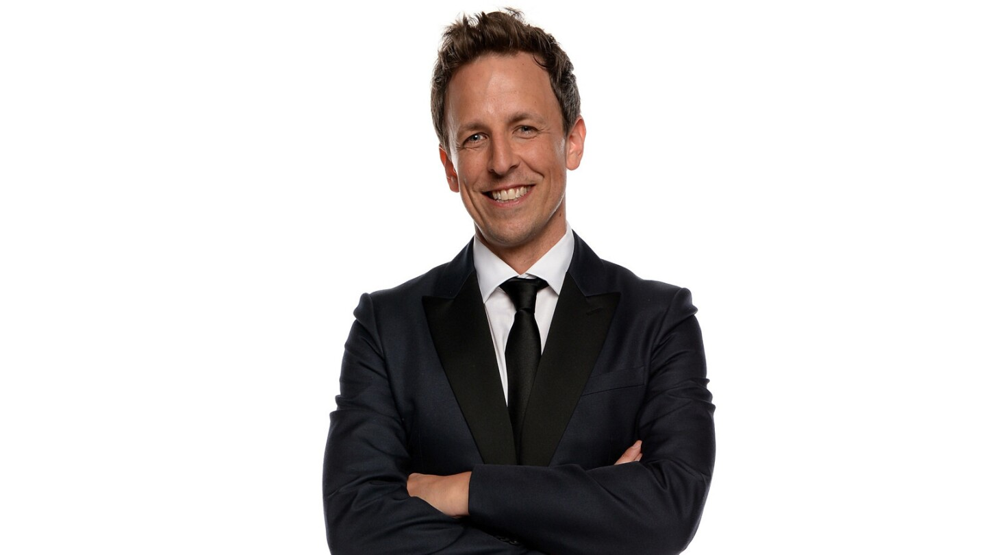 Emmy Awards hosts through the years: Seth Meyers | 2014