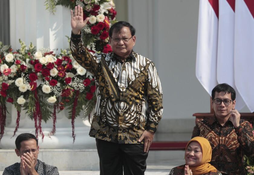 Indonesia Cabinet
