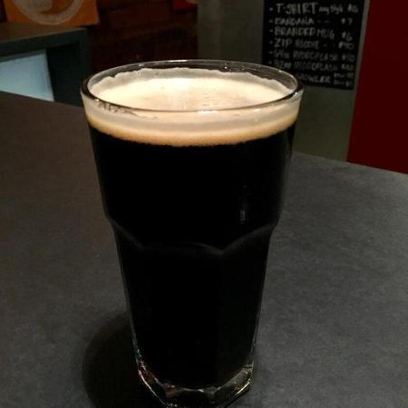 Here's Your Damn Stout by Benchmark Brewing (Liz Bowen)