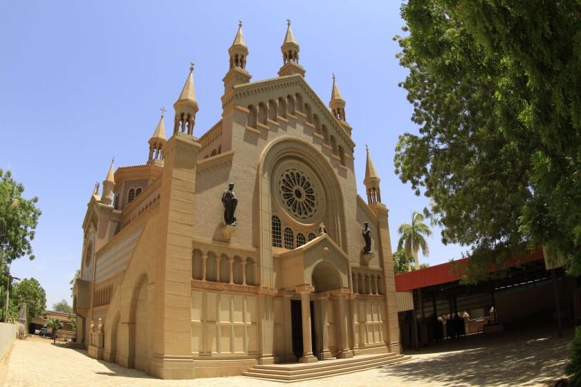 Sudan Christianity