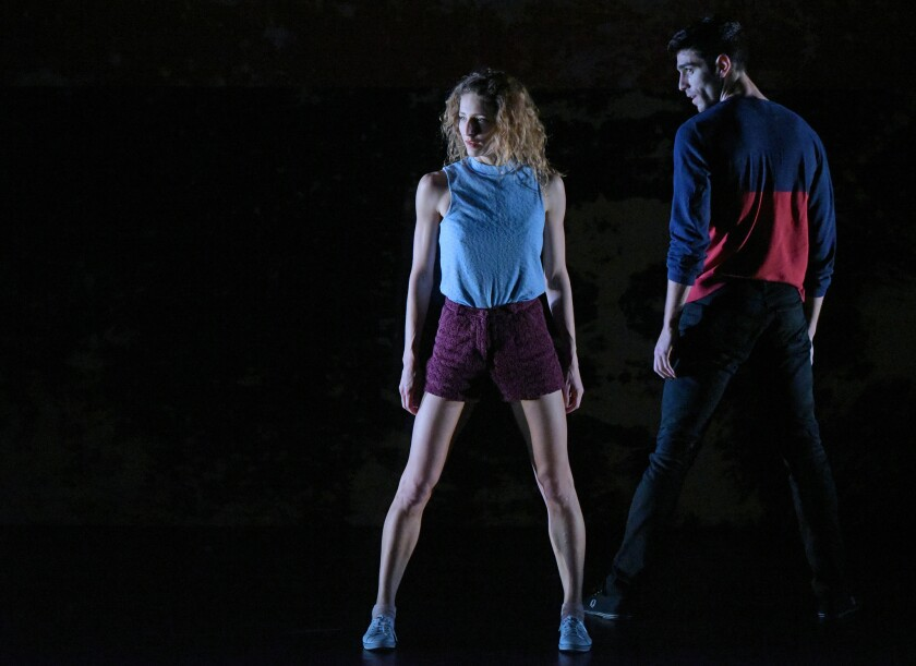 L.A. Dance Project performs 'Murder Ballades' at the Wallis