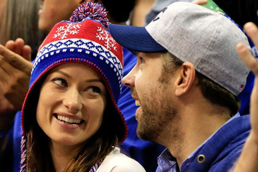 Jason Sudeikis and Olivia Wilde are engaged