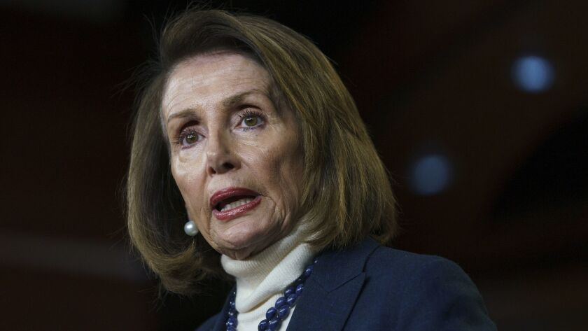 "House Speaker Nancy Pelosi announced that the House would move ""swiftly"" to pass the resolution within days."