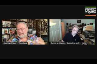 Writer's Workshop with Jonathan Maberry and Dennis Clausen