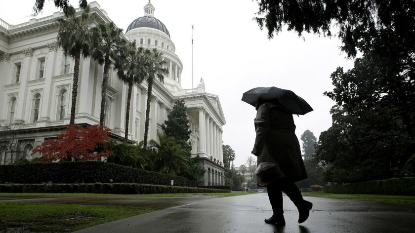 Another audit at the state Capitol, pictured, finds misuse of taxpayer resources.