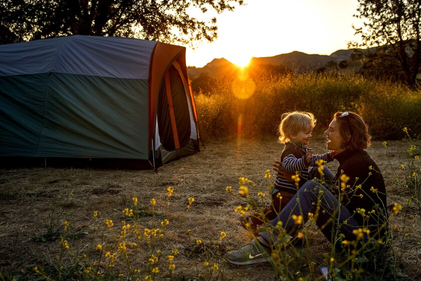Weekend getaways | Malibu Creek State Park