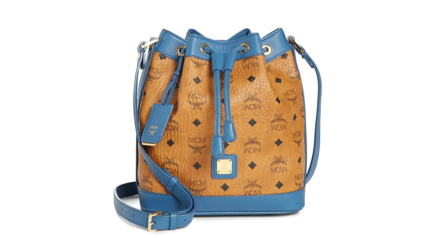 MCM Nordstrom?s collaboration with fashion and accessory house MCM has resulted in a collection of p