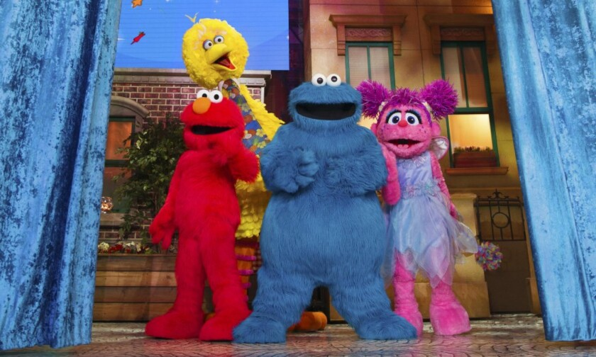 """Sesame Street"" is among the Kennedy Center's 2019 honorees."