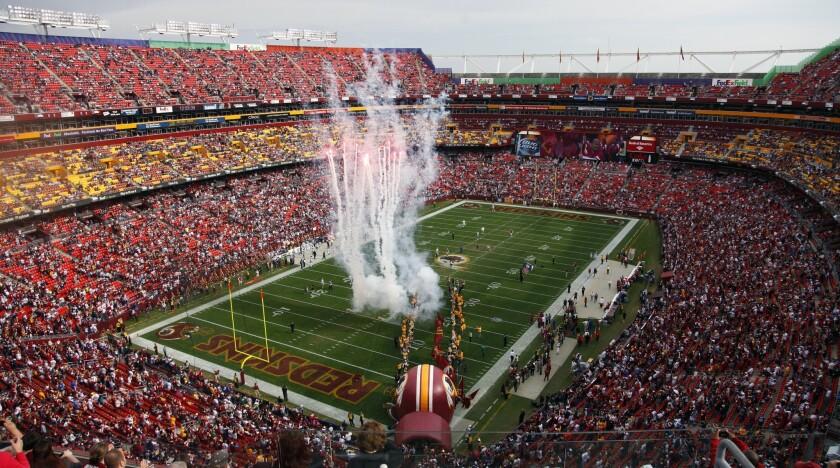 "The Washington Redskins will host the New York Giants on ""Thursday Night Football"" at FedEx Field."