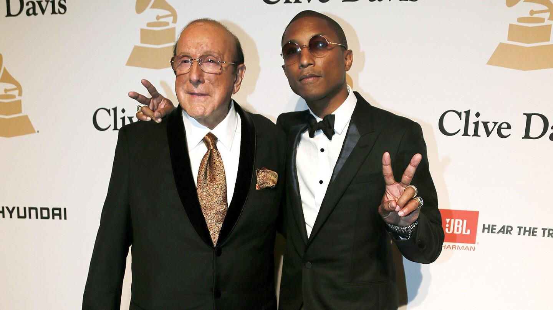 Pre-Grammy Awards salute