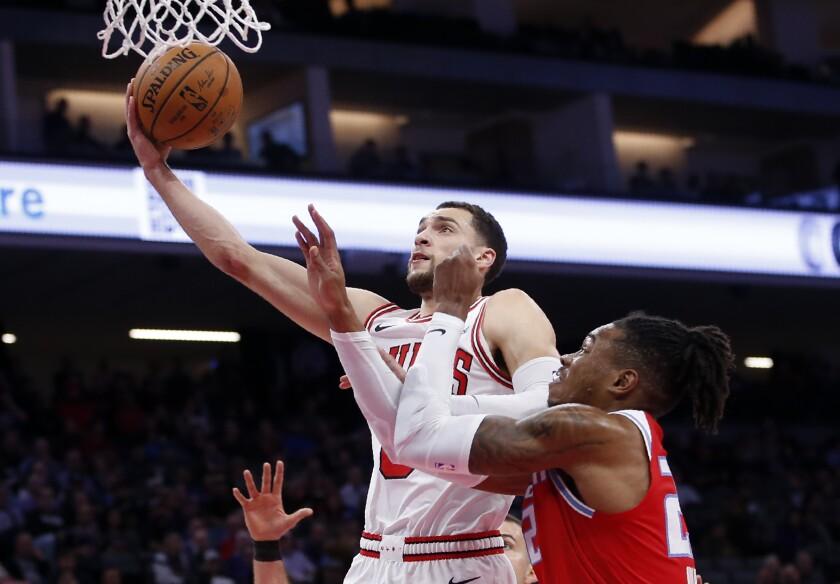 Bulls Kings Basketball