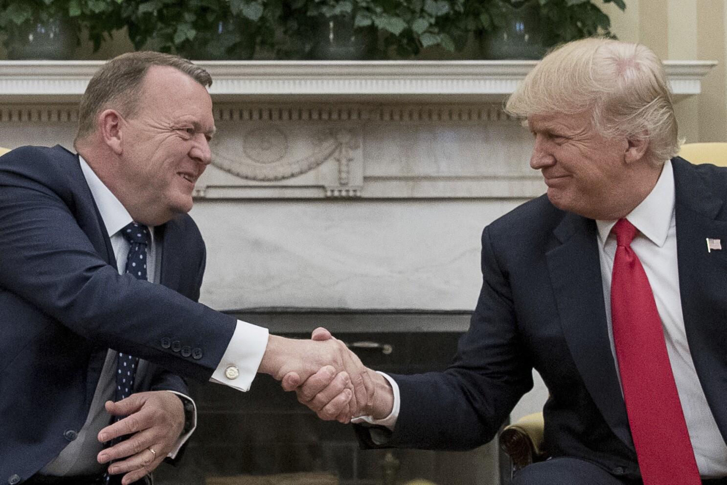Ex-Danish prime minister attacks Trump for comments on defense spending