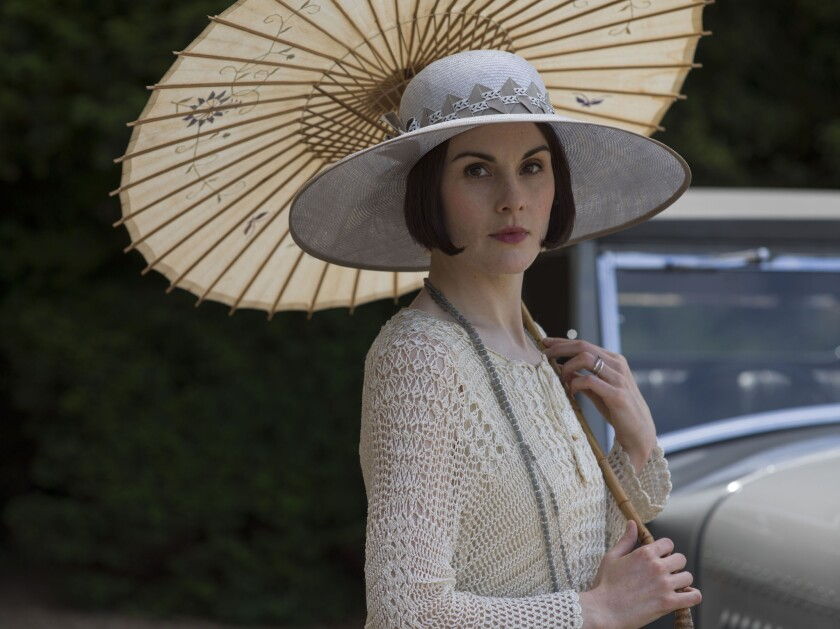 APphoto_TV-Downton Abbey-Other Endings