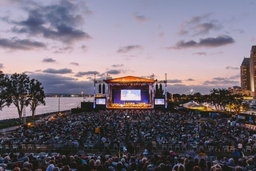 Bayside Summer Nights at Embarcadero Marina Park South. (Courtesy photo)