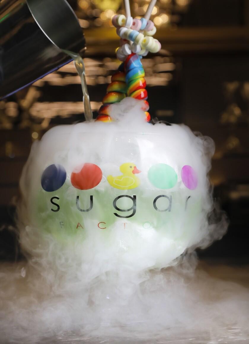 Sugar Factory American Brasserie, Gaslamp Quarter