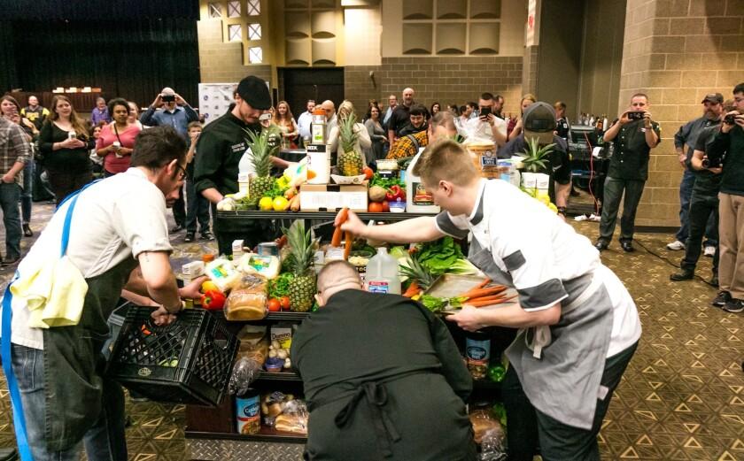 Chef Battle San Diego