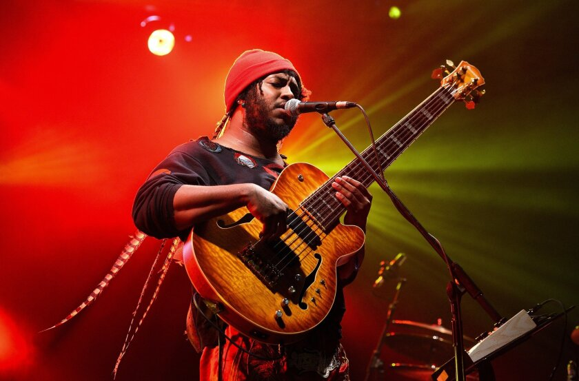 Stephen Bruner of Thundercat