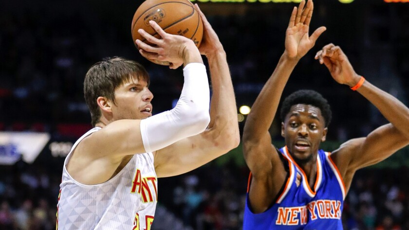 New York Knicks at Atlanta Hawks