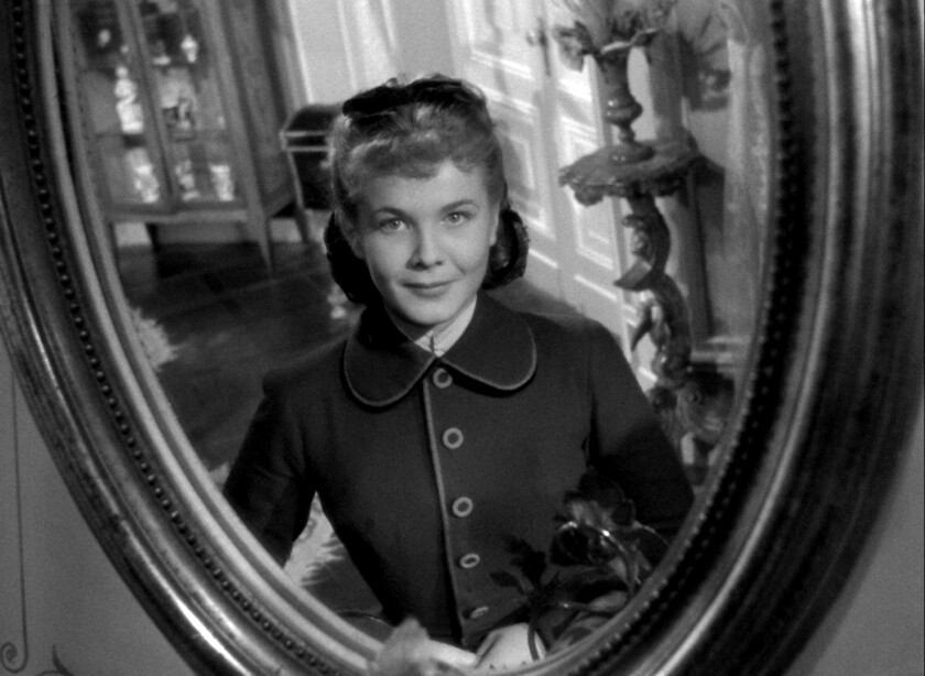"""Marie-Claire Olivia stars as the title character in the 1951 French film """"Olivia."""""""
