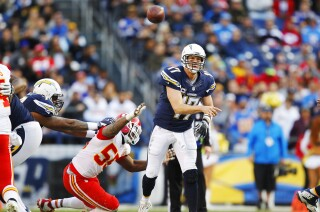 Rivers plays one more game for S.D. Chargers