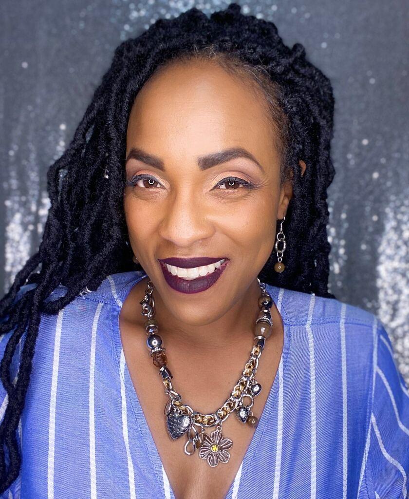 Chida Rebecca, publisher of Black & Magazine
