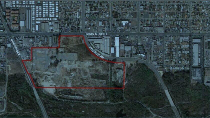 Plans move forward for business park in Chula Vista - The