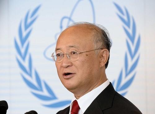Yukiya Amano, head of U.N. agency overseeing Iran nuclear deal, dies at 72