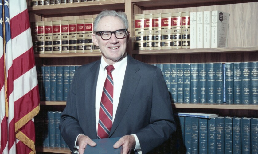 Judge William Enright