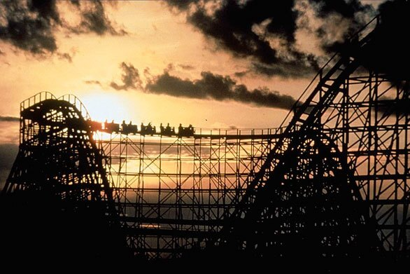 We surveyed our panel of theme park experts to compile our list of the Top 10 wooden roller coasters in the United States. The results include many -- but not all -- of the consensus favorites plus a few surprises. Take a look.
