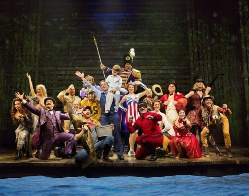 'Big Fish' coming to Southern California following Broadway flop