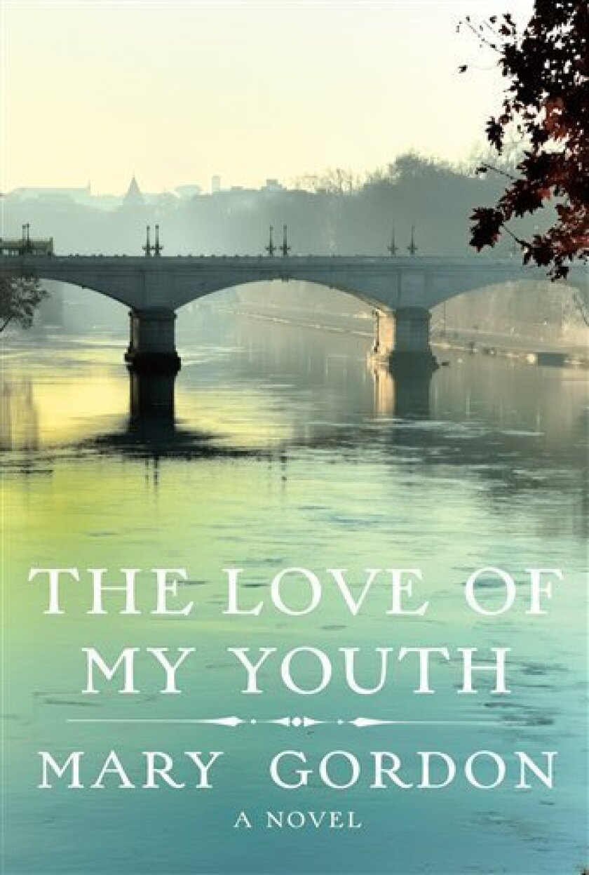 """In this book cover image released by Pantheon, """"The Love of My Youth,"""" by Mary Gordon, is shown. (AP Photo/Pantheon)"""