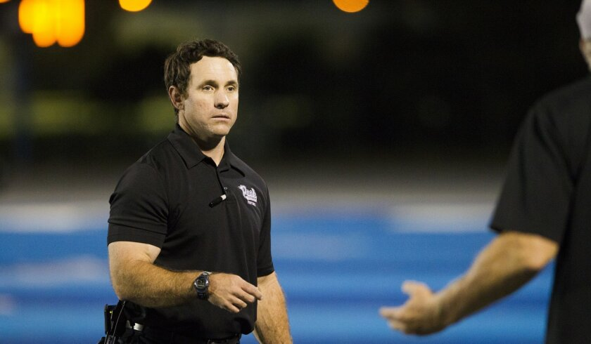 West Hills coach Casey Ash saw his team rally from behind.