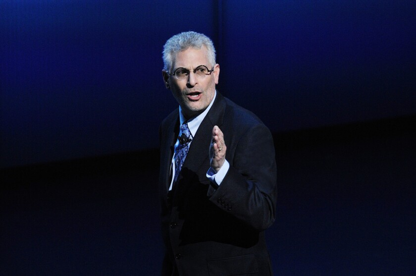 CW president Mark Pedowitz is crazy for 'Crazy Ex-Girlfriend'