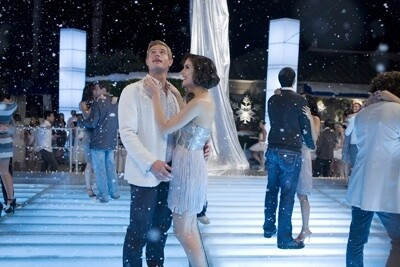 """By Jethro Nededog, Special to the Times From Annie's all-American style to Adrianna's classic-retro aura, """"90210"""" costume designer Frank Helmer shares his thoughts on the characters' Season 2 looks... But first, Helmer dishes on how he created the ambience for the special Dec. 1 episode (pictured above). """"It's the winter formal. For the girls, we just really rocked it out for them. Everybody is in shades of white, and grey, and pale blue. The whole party is amazing. It's also a really, really fun and poignant episode."""""""