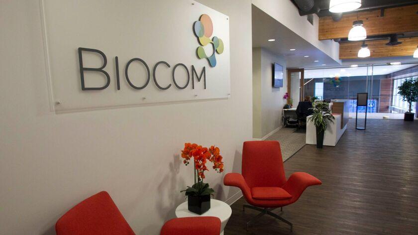 Biocom's 2020 Economic Impact Report tracks the growth of California's life science industry.