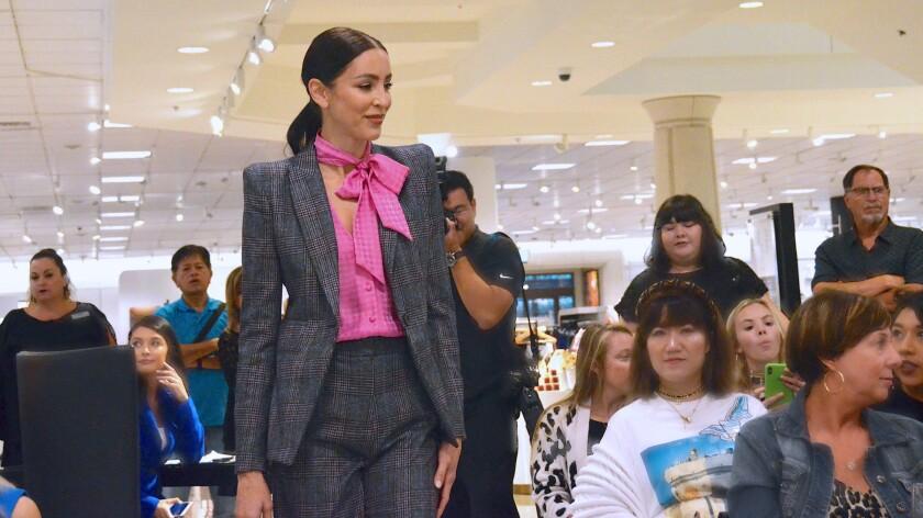 StyleWeekOC fashion show 1