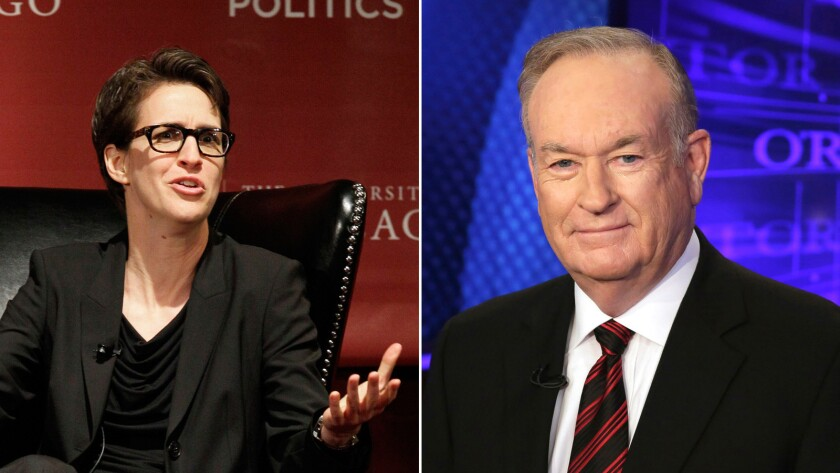 Roger Ailes changed the nature of news television with conservative anchors such as Bill O'Reilly, r