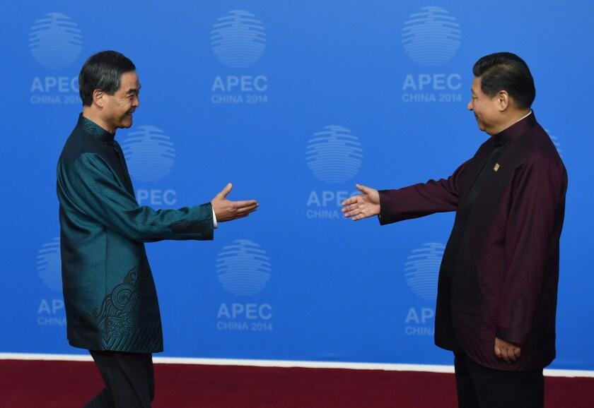 China APEC summit