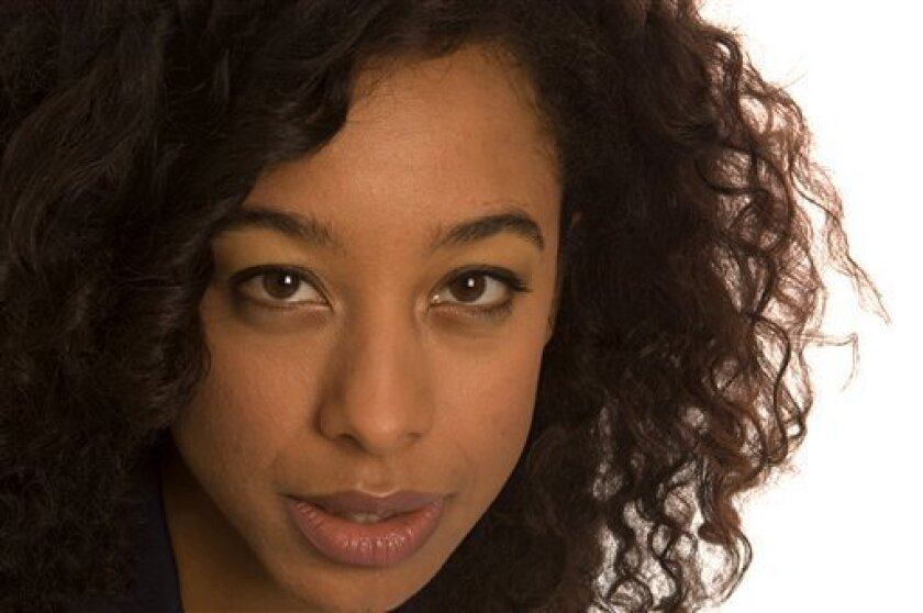 FILE - In this Dec. 8, 2009 file photo, singer Corinne Bailey Rae is photographed in New York. (AP Photo/Jim Cooper, file)